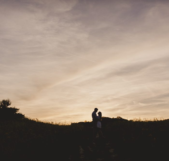 Volterra Tuscany Engagement Session // Nicole & Richard